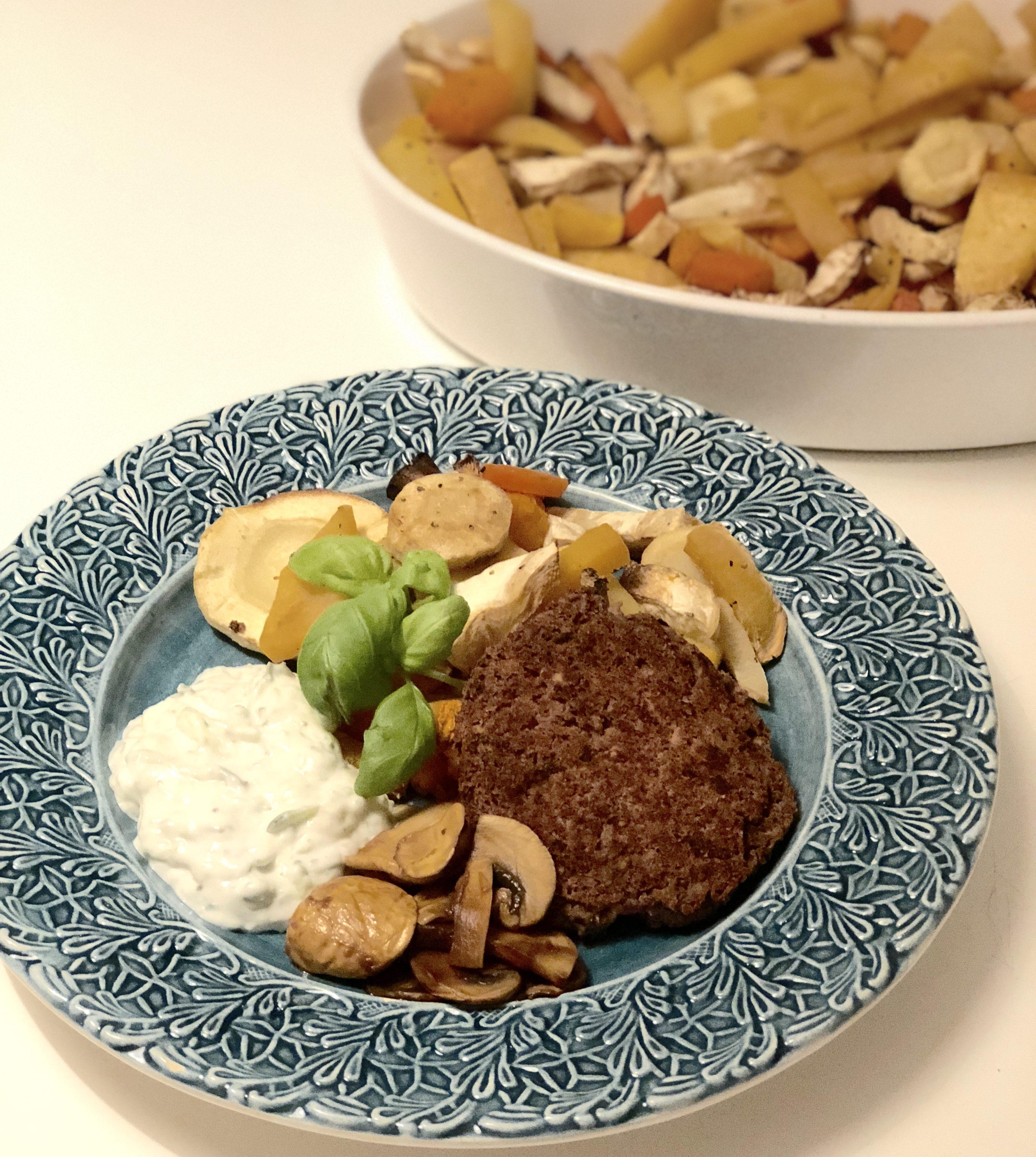 grekisk julmat recept